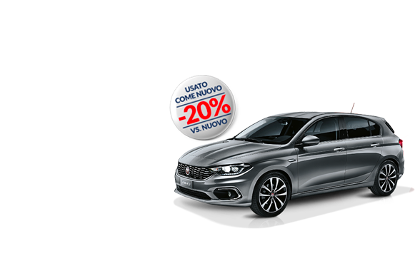 Fiat Tipo 5P 1.6 Lounge