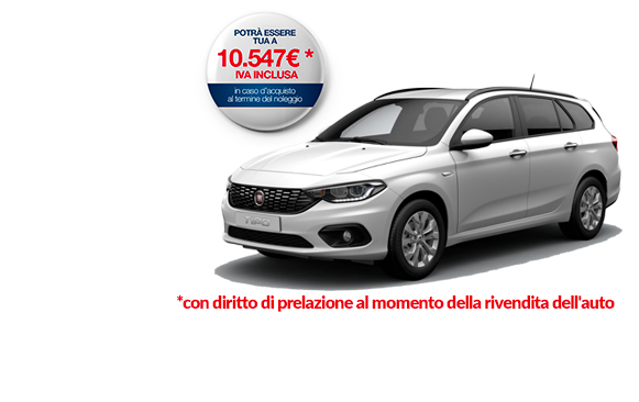 Fiat Tipo SW 1.3 Easy